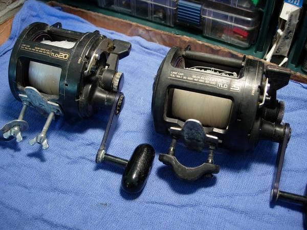 9501044e6aa tutorial - shimano tld 20/25 rebuild - Reel Maintenance and Repair ...