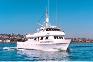 Grady white charter spirit of adventure october 7 12 for Sea spirit fishing